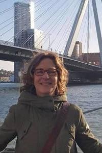 Brug bij Afscheid, Gerda van Brug