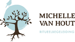 Logo Michelle van Hout Ritueelbegeleiding