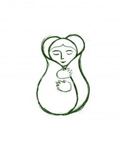 Logo Tuin van Rose